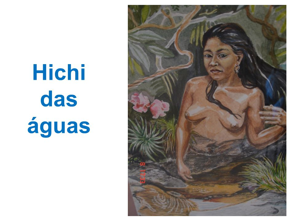 Hichi das águas