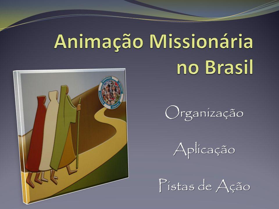 Animação Missionária no Brasil