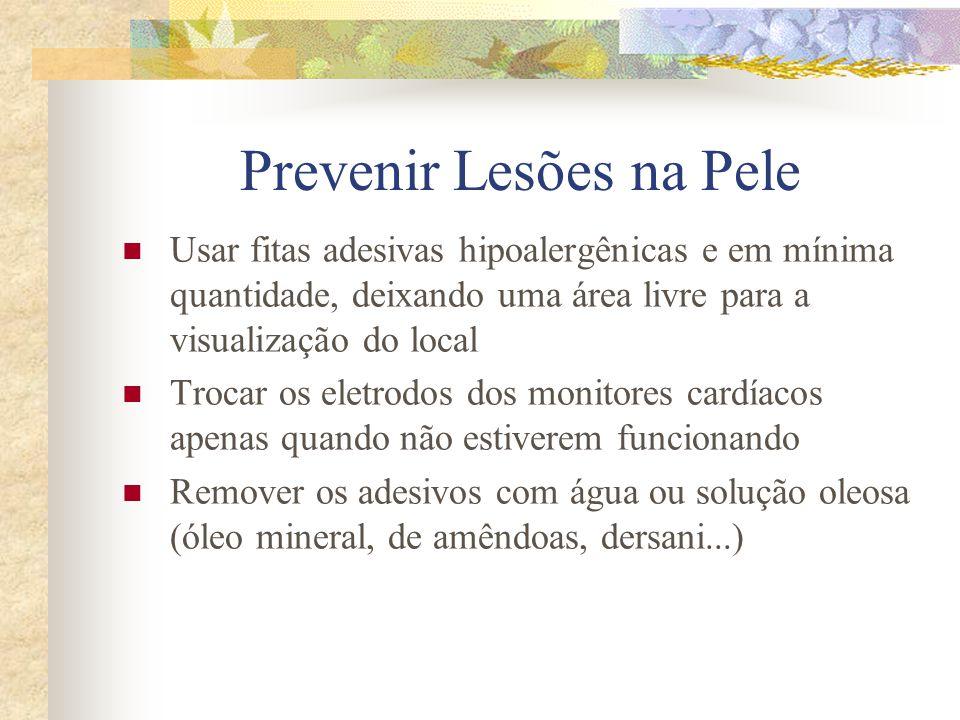 Prevenir Lesões na Pele