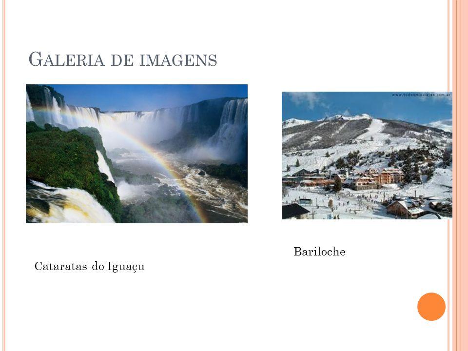 Galeria de imagens Bariloche Cataratas do Iguaçu