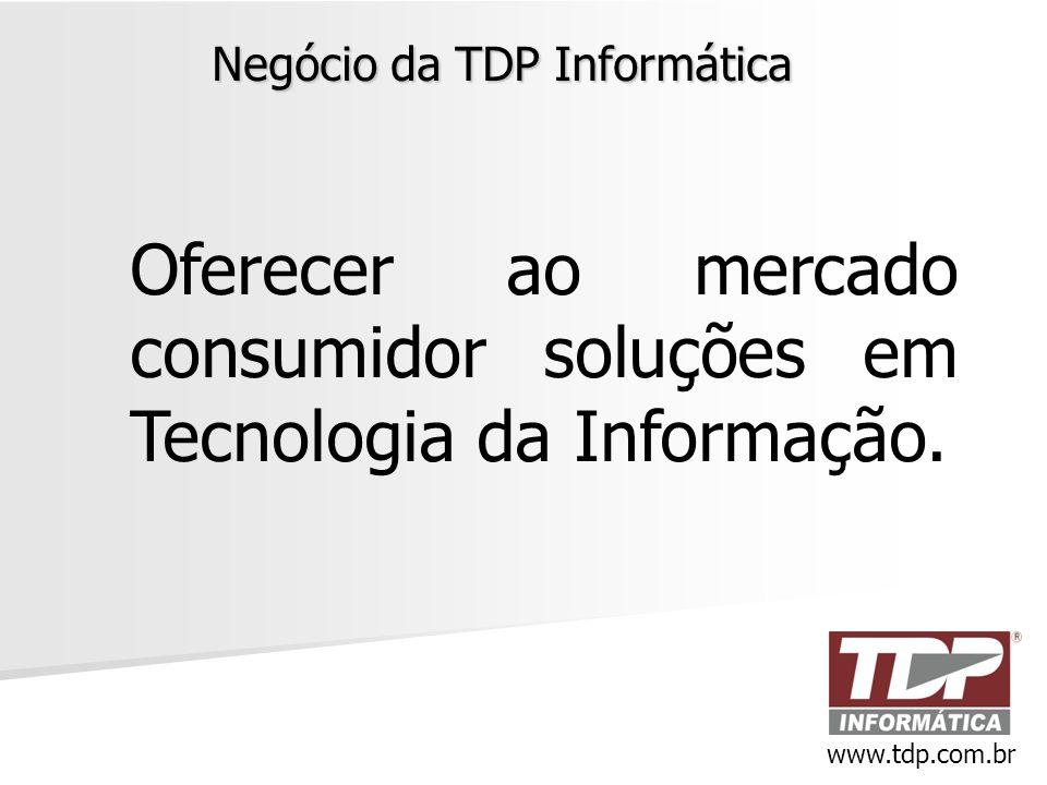 Negócio da TDP Informática