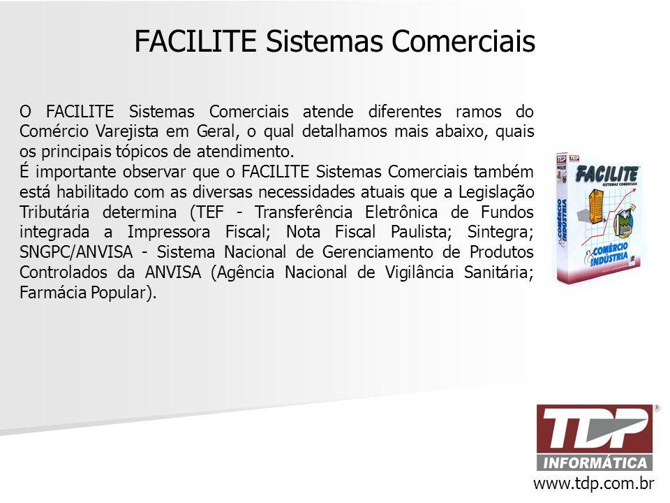 FACILITE Sistemas Comerciais