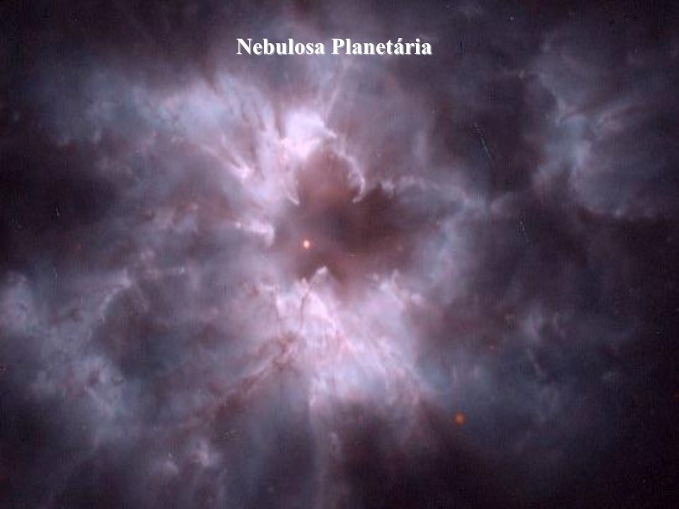 Nebulosa Planetária Nebulosa planetária