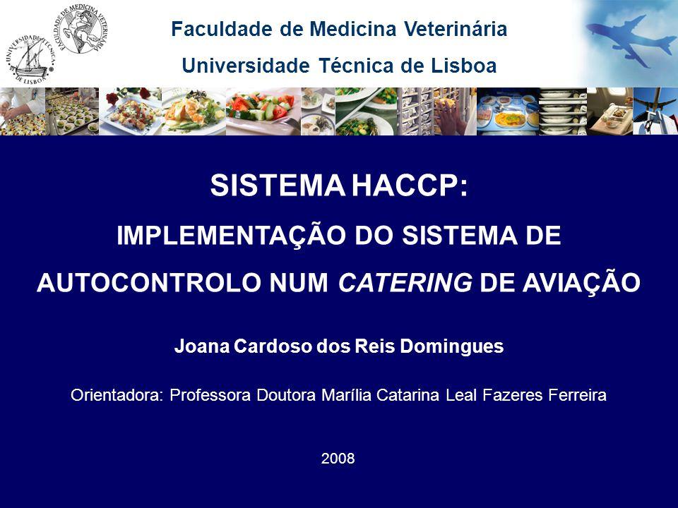 Faculdade de Medicina Veterinária Universidade Técnica de Lisboa