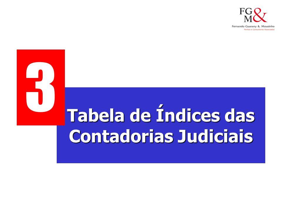 Contadorias Judiciais