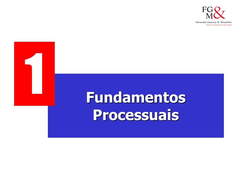 1 Fundamentos Processuais