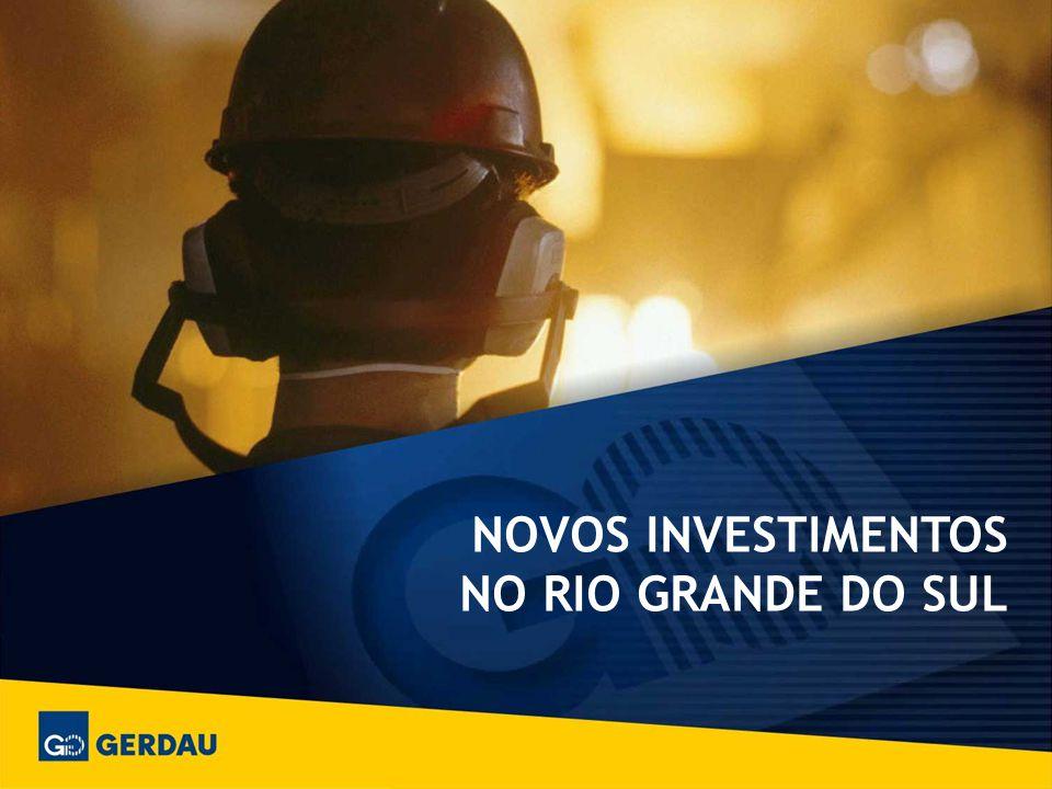 NOVOS INVESTIMENTOS NO RIO GRANDE DO SUL