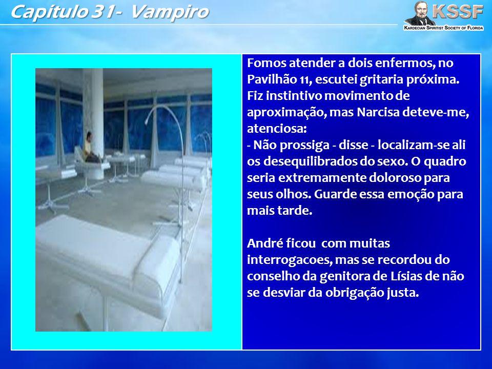 Capítulo 31- Vampiro