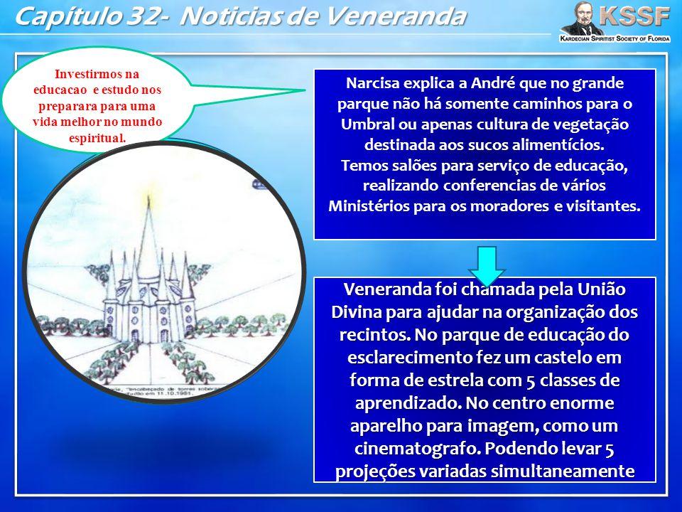 Capítulo 32- Noticias de Veneranda