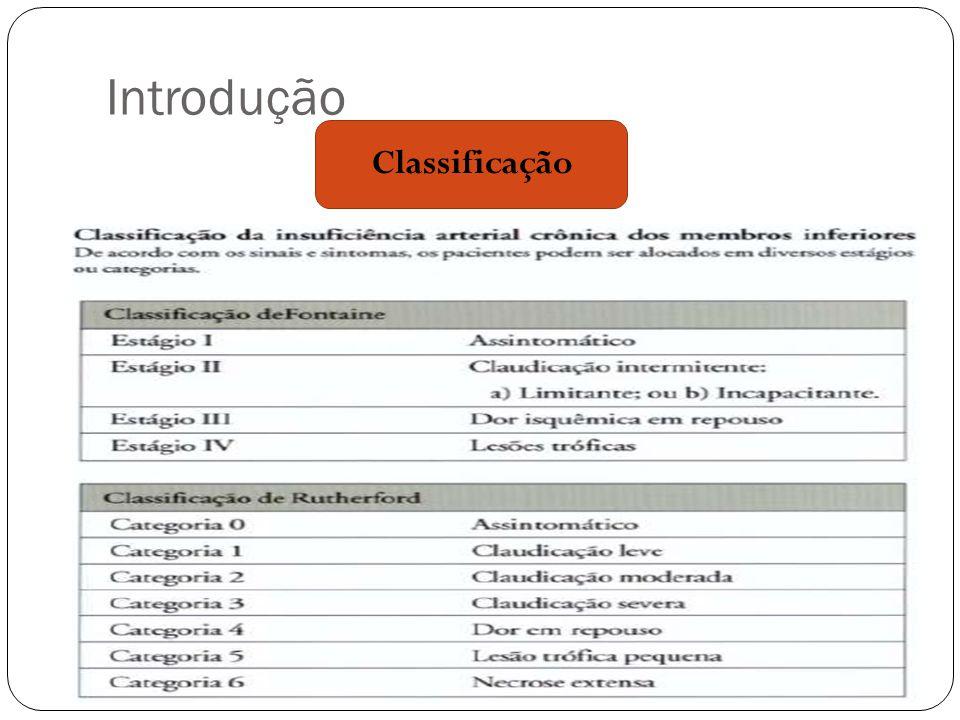 Introdução Classificação