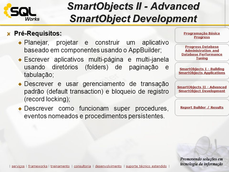 SmartObjects II - Advanced SmartObject Development
