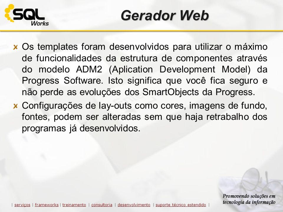 Gerador Web