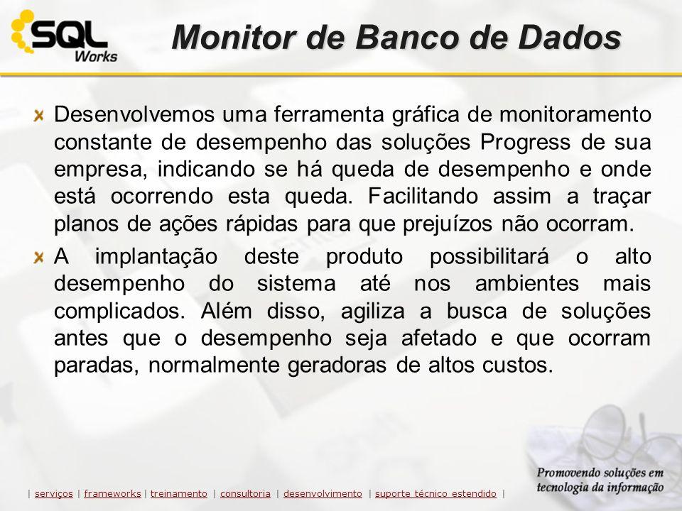 Monitor de Banco de Dados