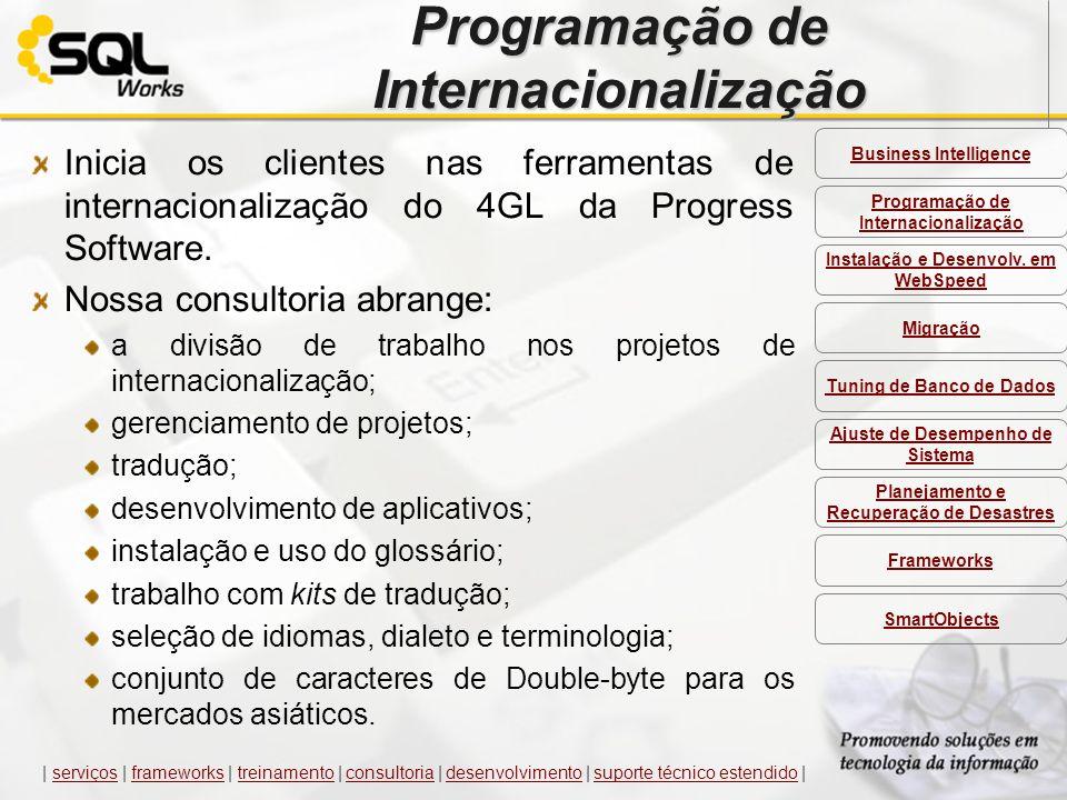 Programação de Internacionalização