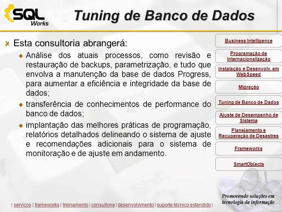 Tuning de Banco de Dados