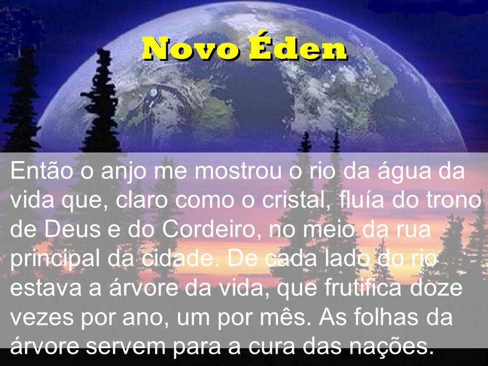 Novo Éden