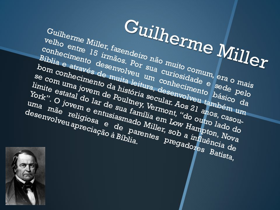 Guilherme Miller