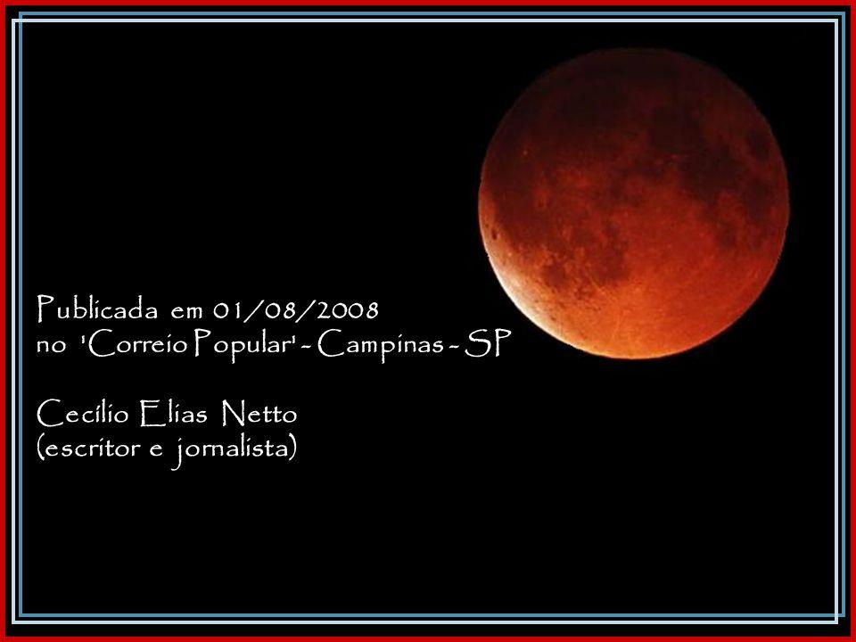 Publicada em 01/08/2008 no Correio Popular - Campinas - SP
