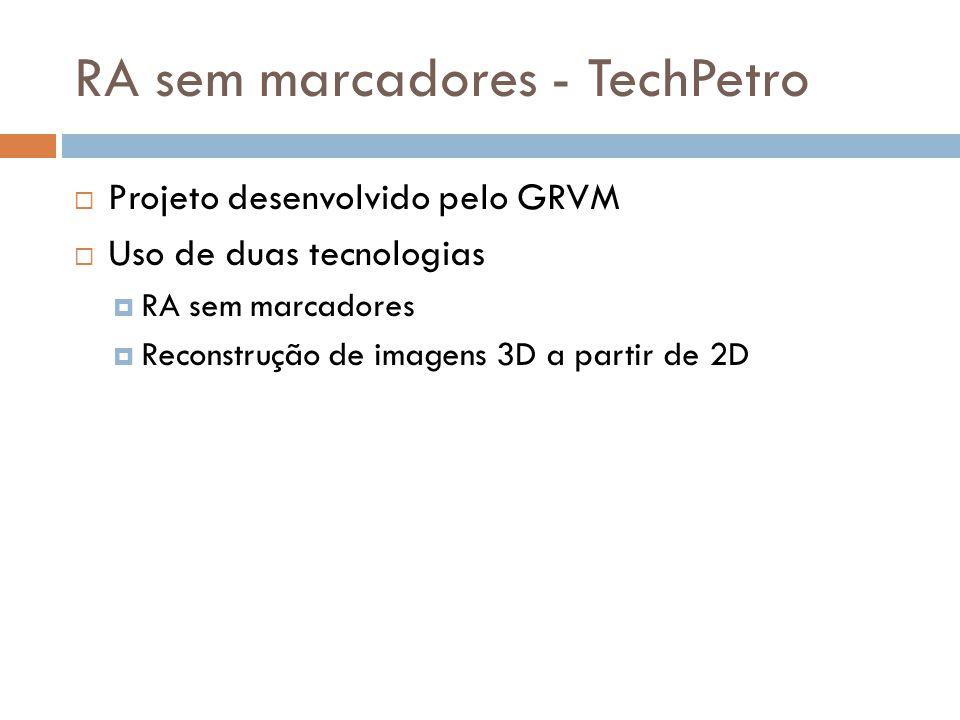 RA sem marcadores - TechPetro