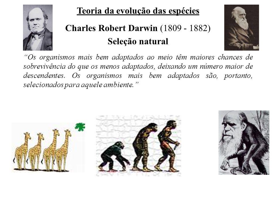 Teoria da evolução das espécies