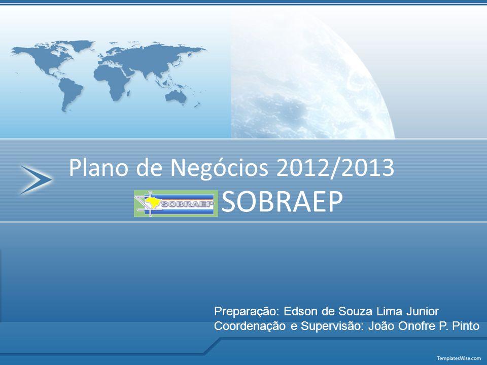 SOBRAEP Plano de Negócios 2012/2013