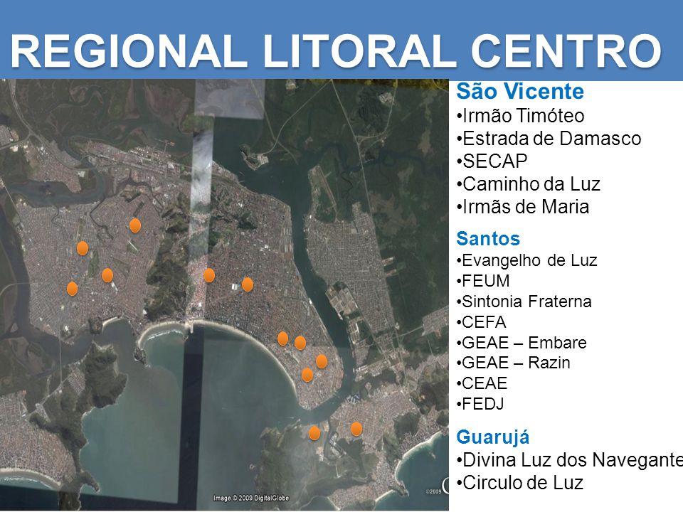 REGIONAL LITORAL CENTRO