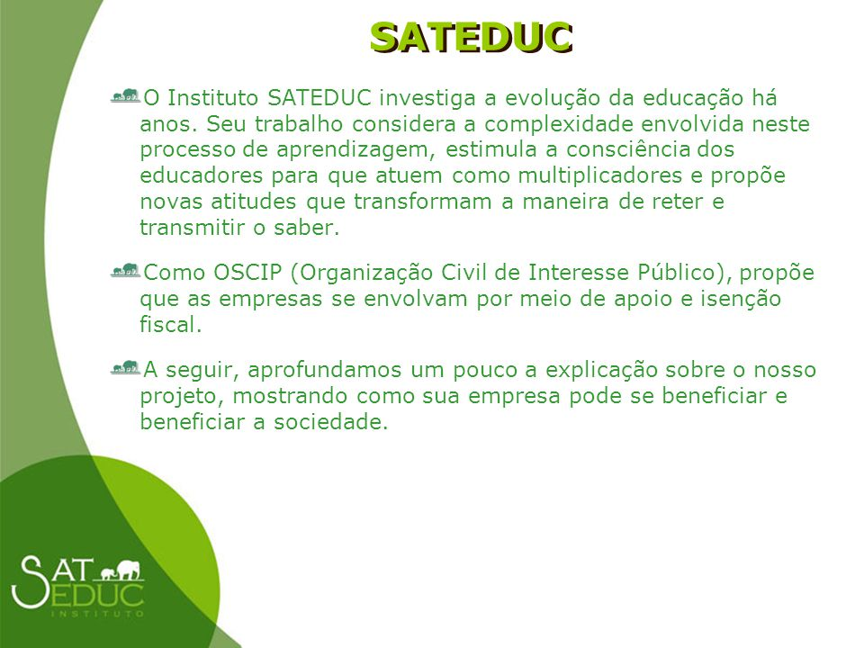 SATEDUC
