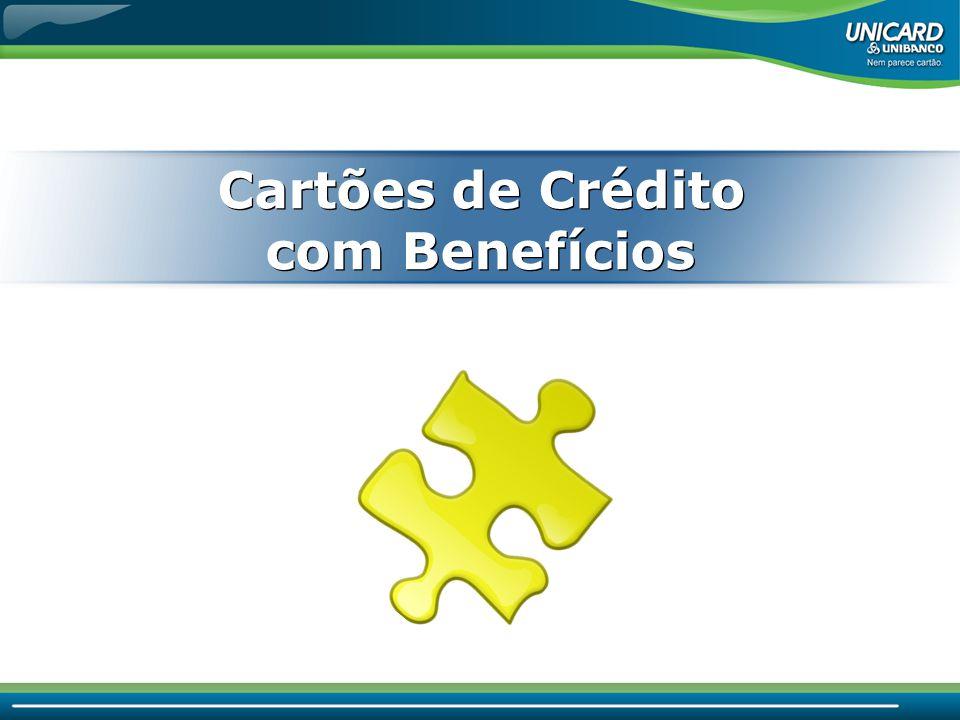 Cartões de Crédito com Benefícios