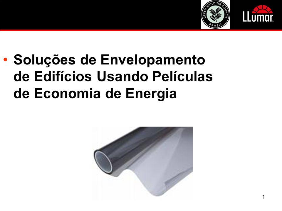 Soluções de Envelopamento de Edifícios Usando Películas de Economia de Energia