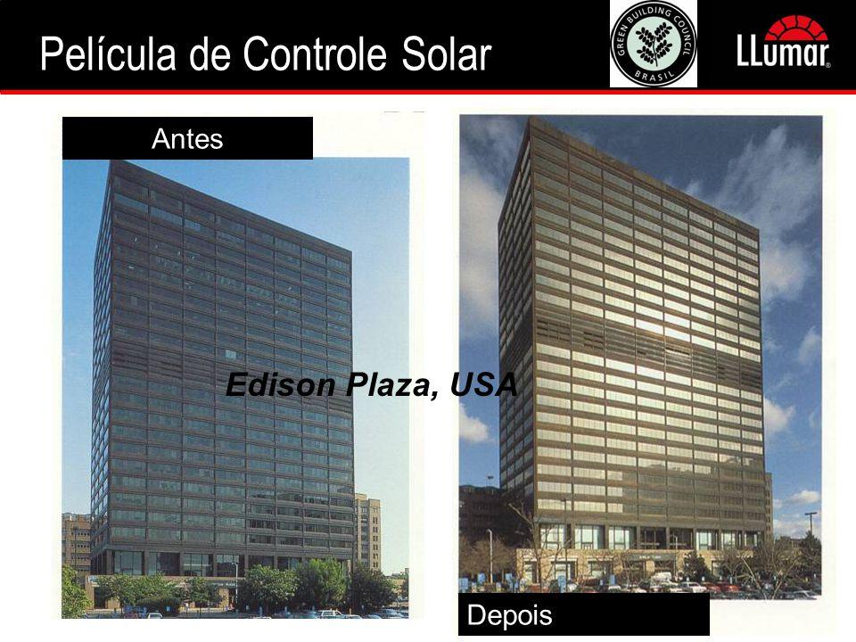 Película de Controle Solar