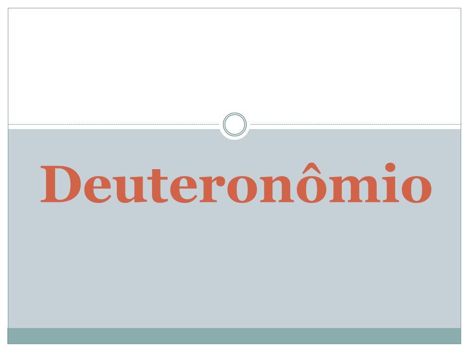 Deuteronômio