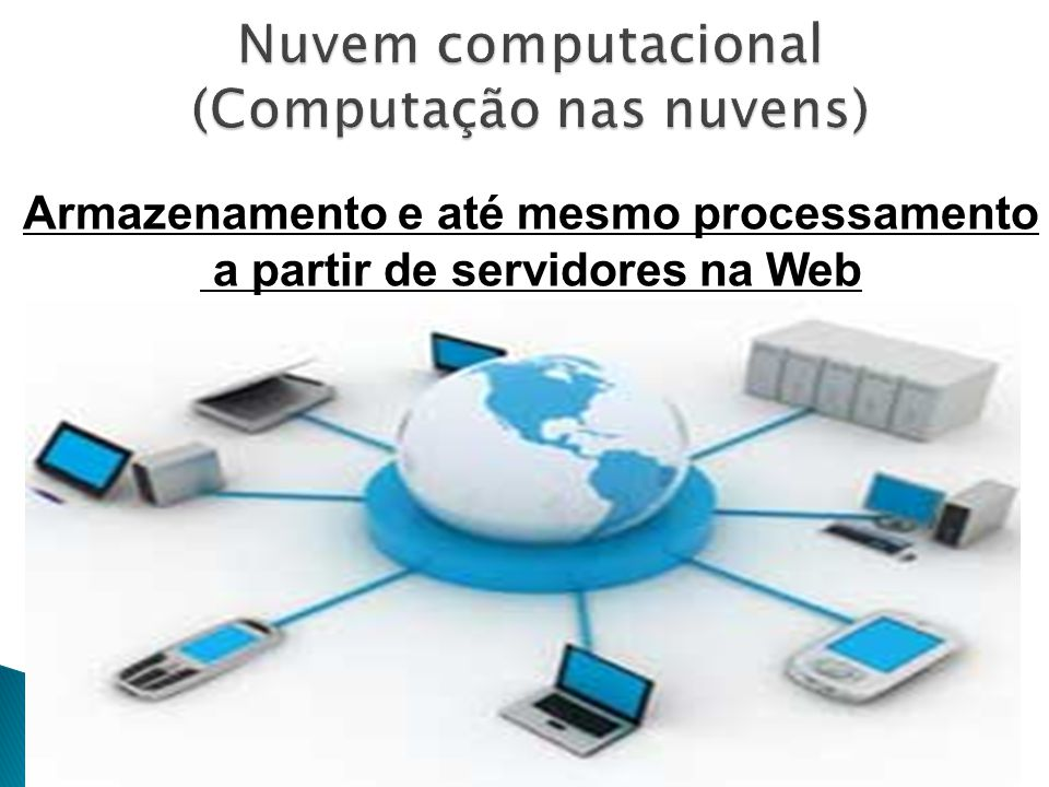 Nuvem computacional (Computação nas nuvens)