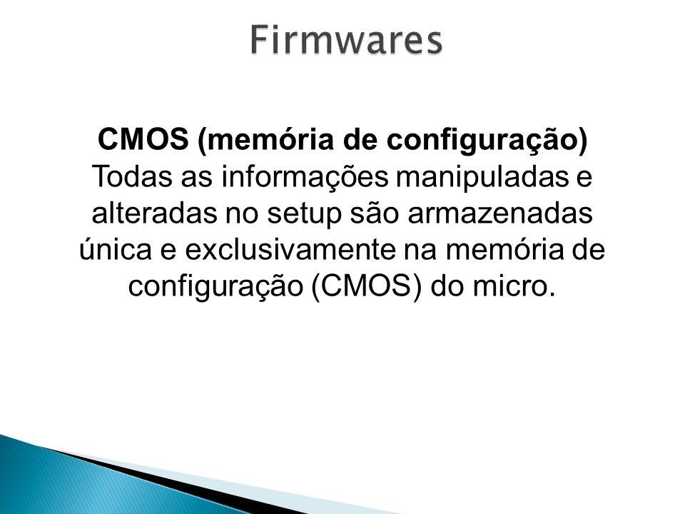CMOS (memória de configuração)