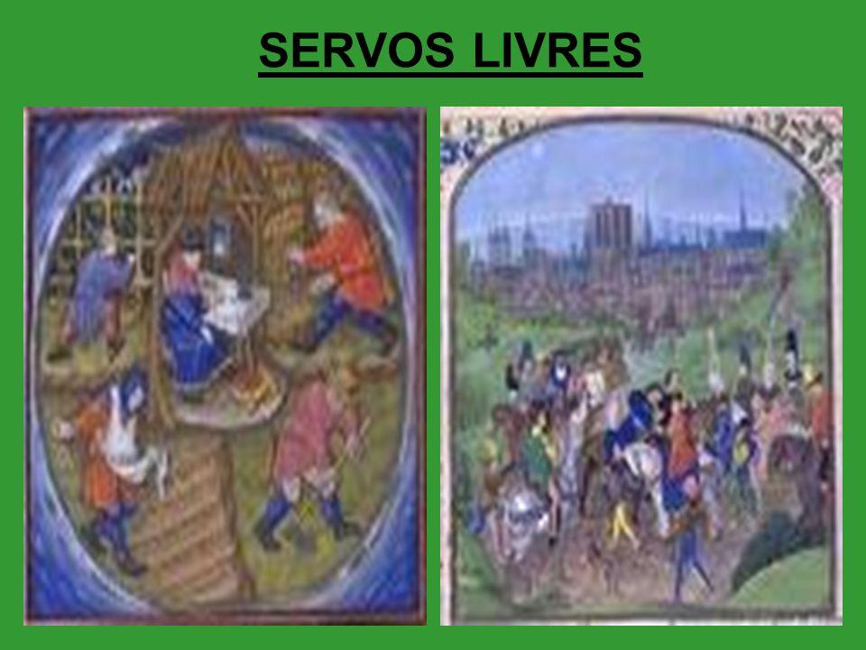 SERVOS LIVRES