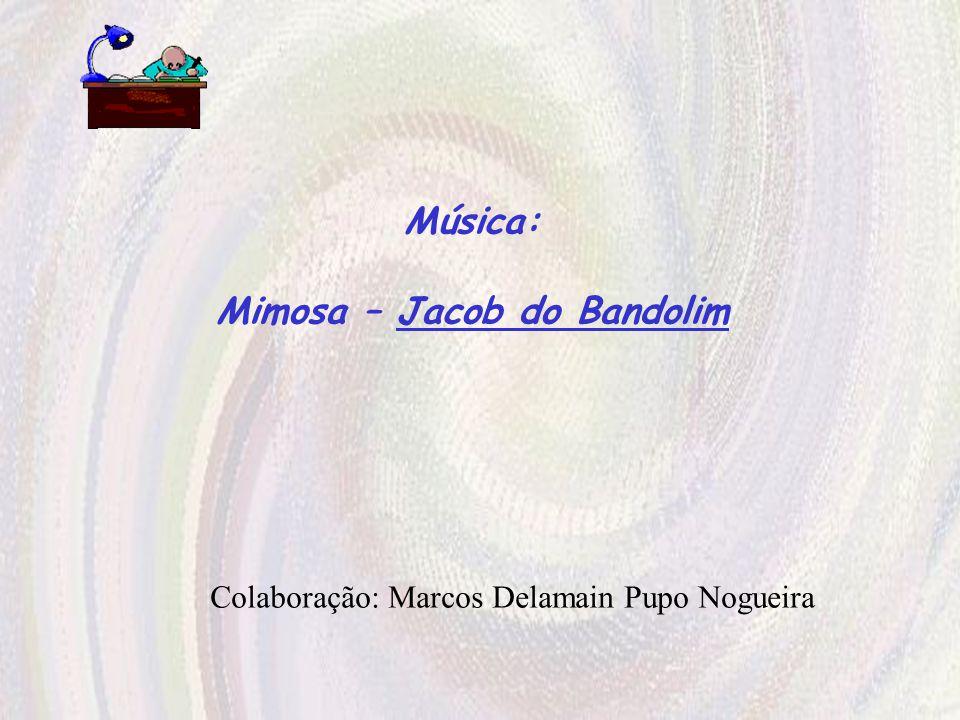 Música: Mimosa – Jacob do Bandolim