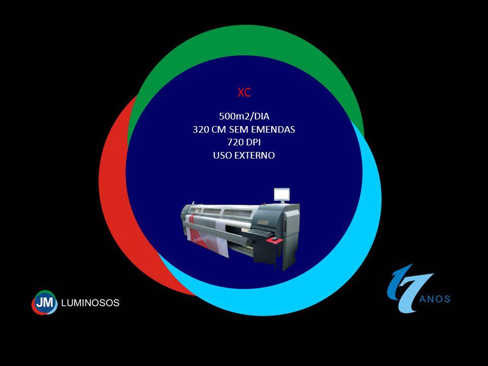 XC 500m2/DIA 320 CM SEM EMENDAS 720 DPI USO EXTERNO
