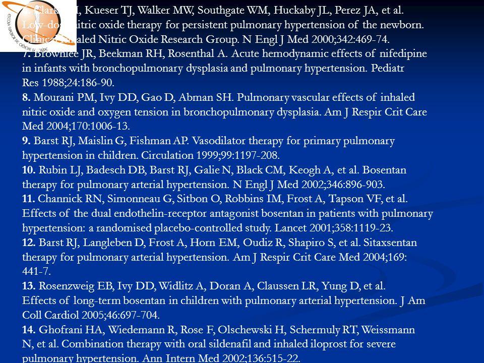 6. Clark RH, Kueser TJ, Walker MW, Southgate WM, Huckaby JL, Perez JA, et al.