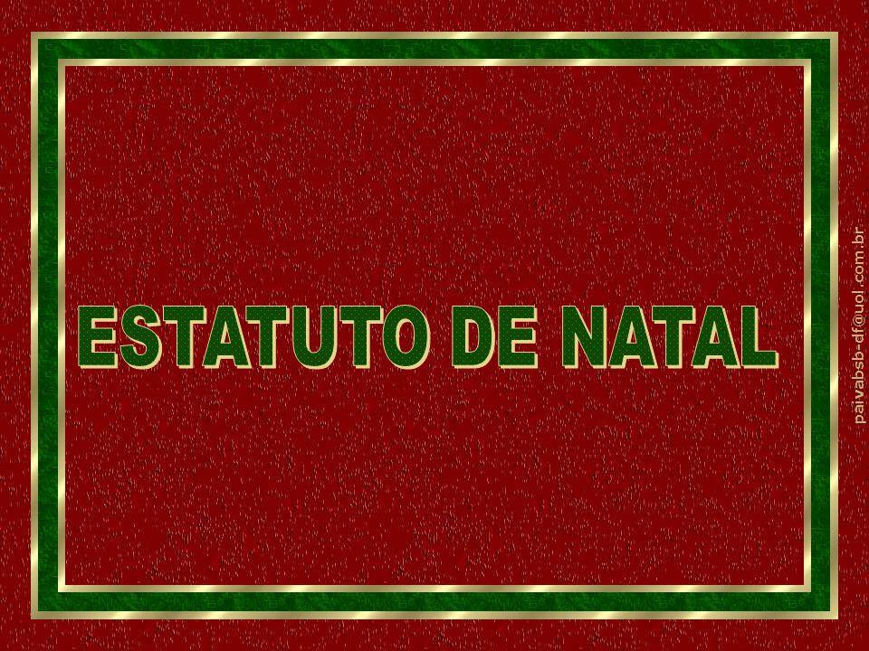 ESTATUTO DE NATAL