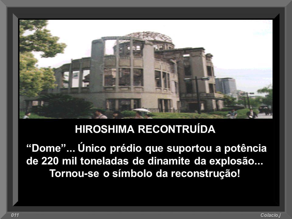 HIROSHIMA RECONTRUÍDA