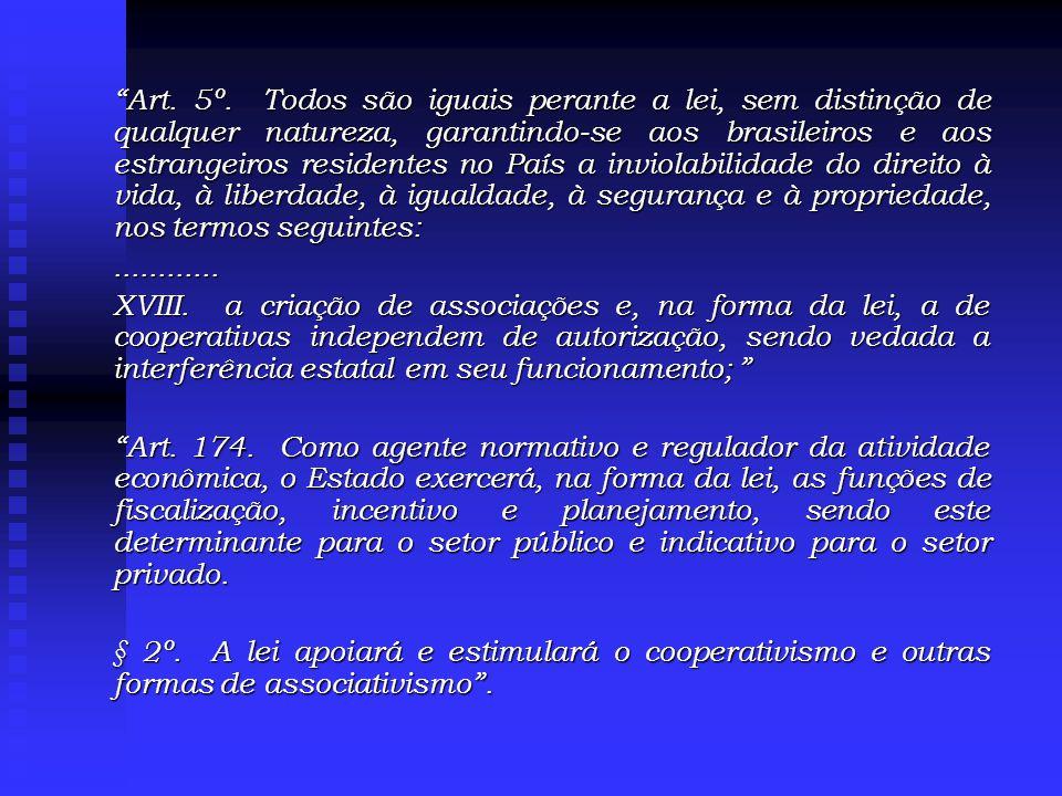 Art. 5º. Todos são iguais perante a lei, sem distinção de qualquer natureza, garantindo-se aos brasileiros e aos estrangeiros residentes no País a inviolabilidade do direito à vida, à liberdade, à igualdade, à segurança e à propriedade, nos termos seguintes: