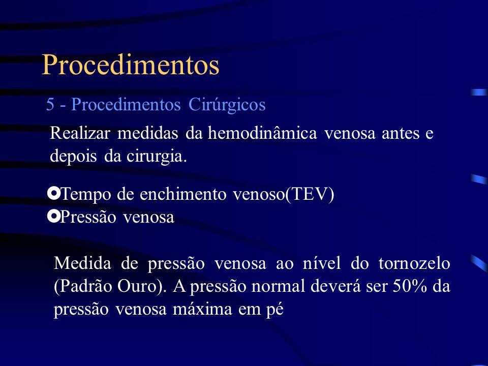 Procedimentos 5 - Procedimentos Cirúrgicos