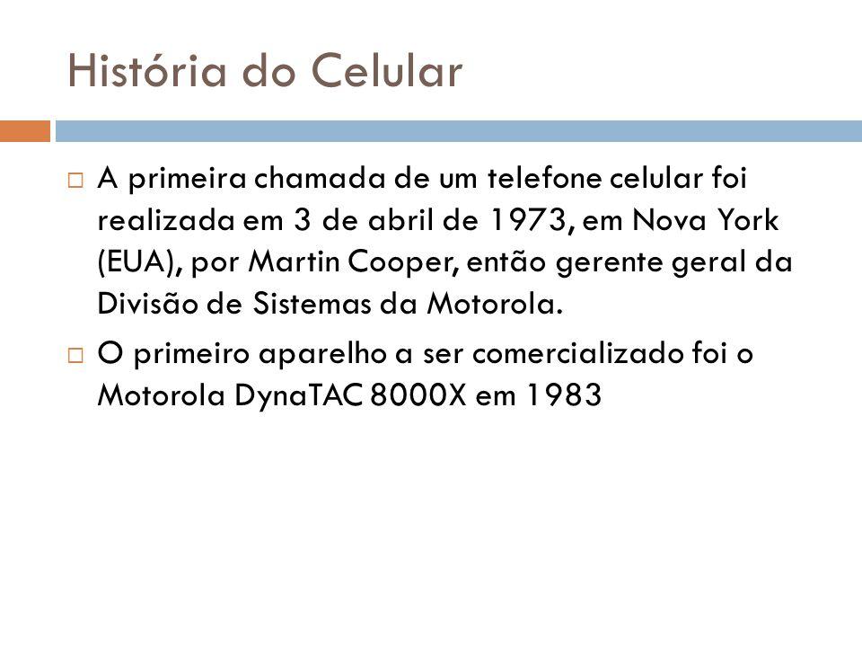 História do Celular