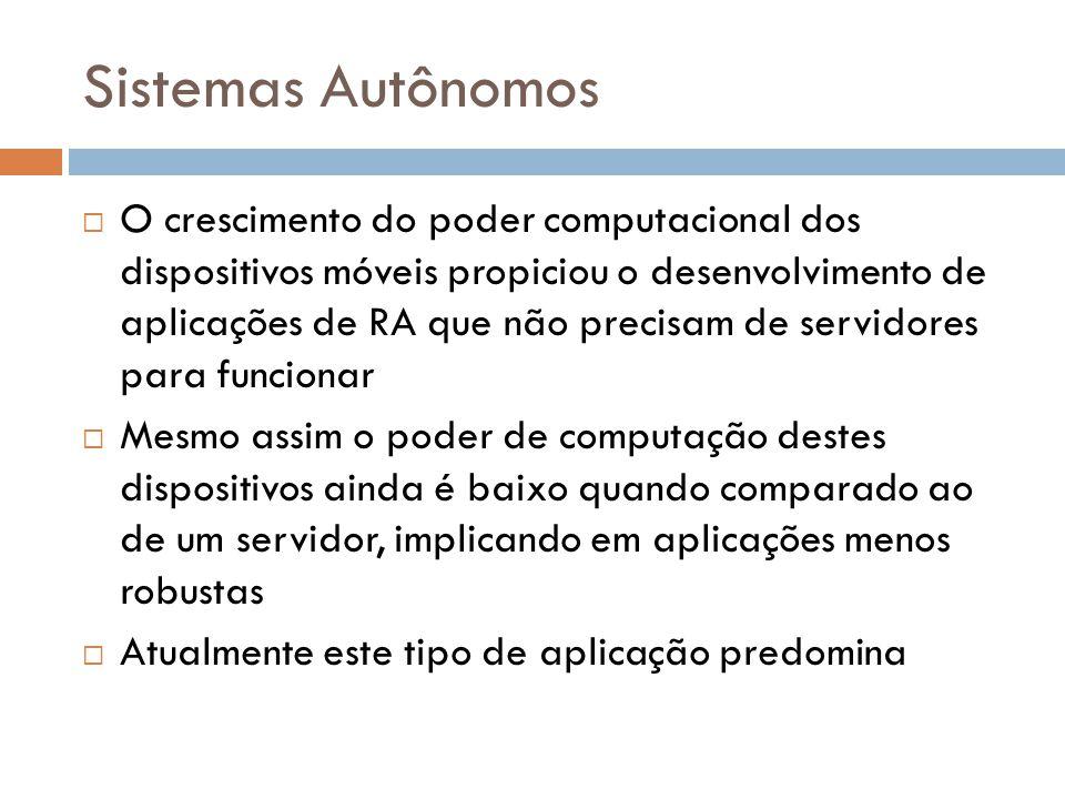 Sistemas Autônomos