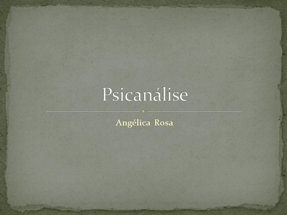 Psicanálise Angélica Rosa