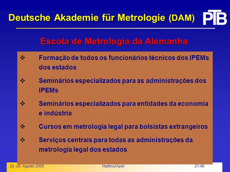Deutsche Akademie für Metrologie (DAM)