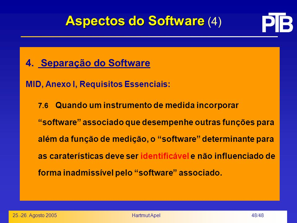 Aspectos do Software (4)