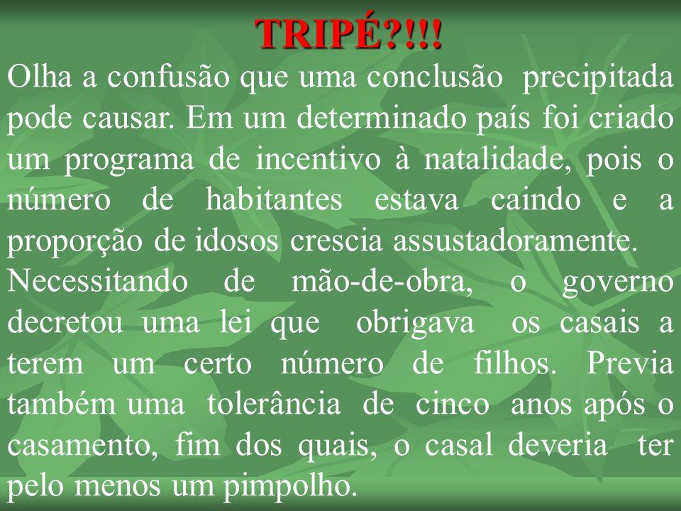 TRIPÉ !!!