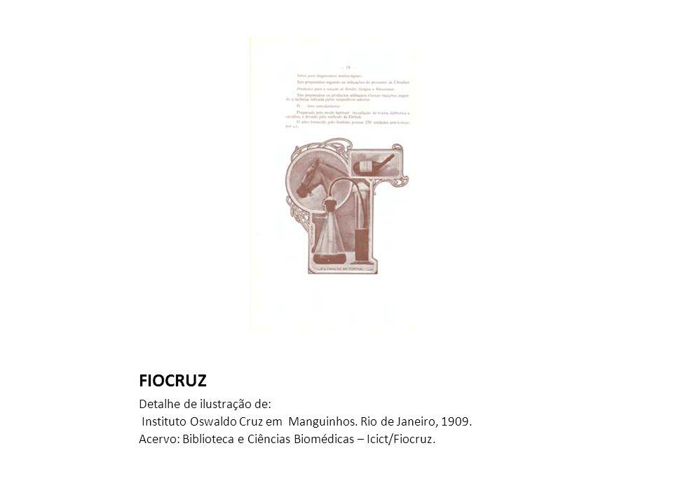 FIOCRUZ Detalhe de ilustração de: