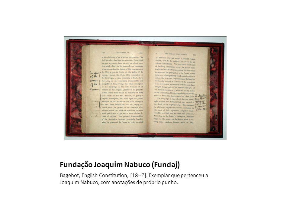 Fundação Joaquim Nabuco (Fundaj)