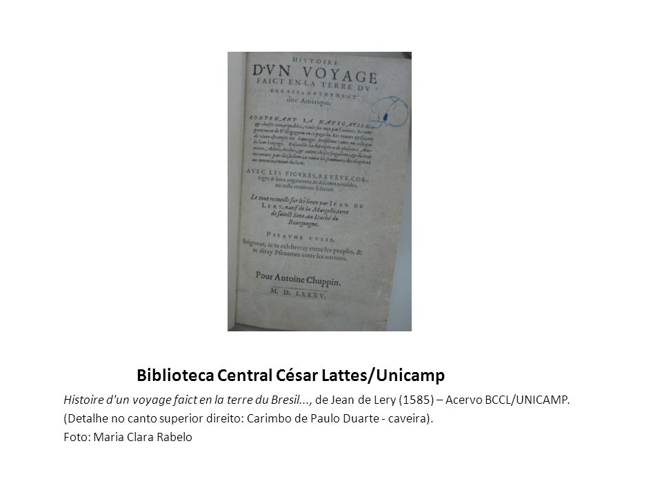 Biblioteca Central César Lattes/Unicamp